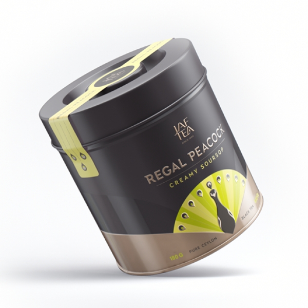 JAF TEA Regal Peacock Creamy Soursop