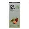 JAF TEA Green tea Strawberry & Kiwi  (пакетированный)