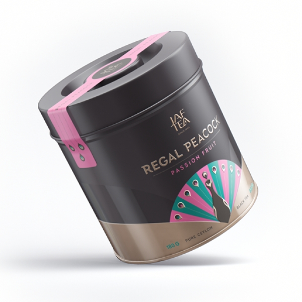 JAF TEA Regal Peacock Passion Fruit