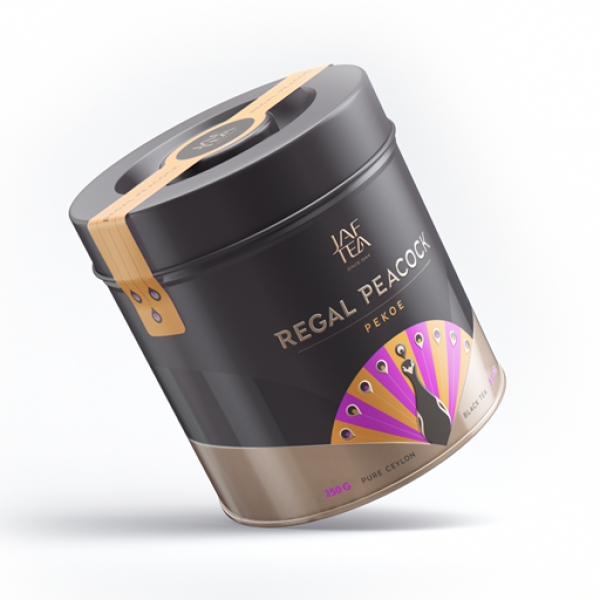 JAF TEA Regal Peacock Pekoe