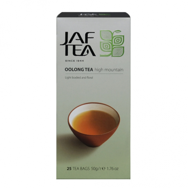 JAF TEA OOLONG Tea High Mountain        (пакетированный)